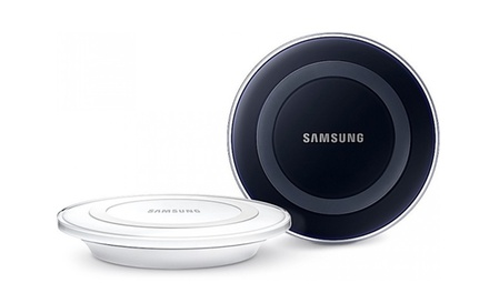 Samsung Wireless Charging Pads (1- or 2-Pack)