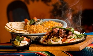 Lupitas Mexican Restaurant: 60% off at Lupitas Mexican Restaurant