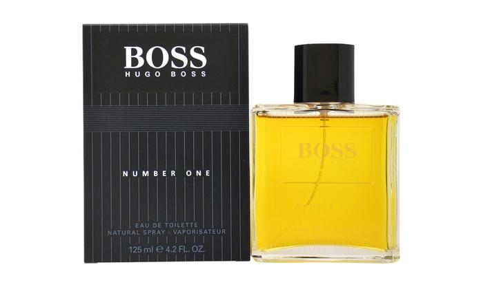 hugo boss men 39 s boss number one groupon goods. Black Bedroom Furniture Sets. Home Design Ideas