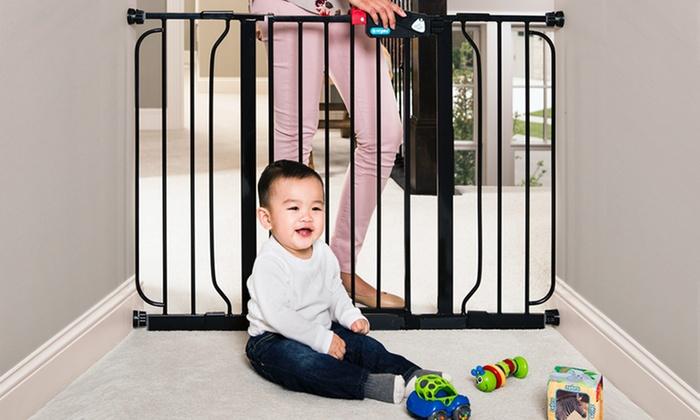 Regalo Extra Wide Walk Through Gate Groupon