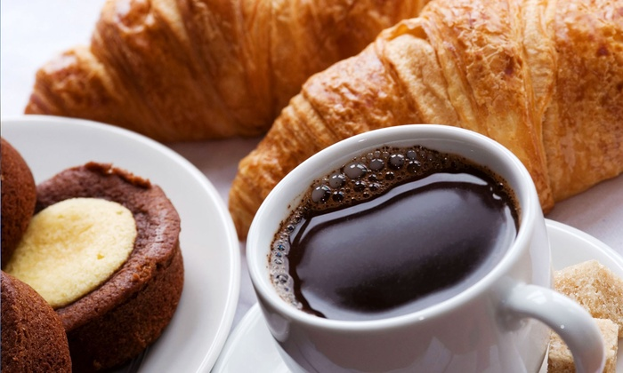 Something Sweet Coffee & Bakery - Delaware: Café Drinks and Pastries for Two or Four at Something Sweet Coffee & Bakery (Up to Half Off)