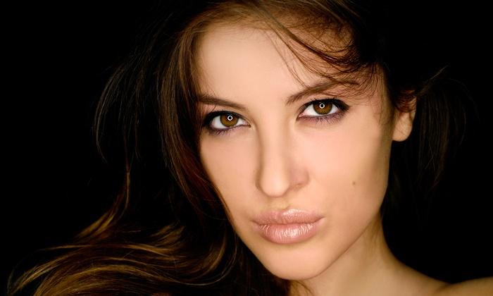 Hair by Justyna - Barrington: Two Eyebrow Waxes, Two Lip Waxes, or One of Each at Hair by Justyna (58% Off)