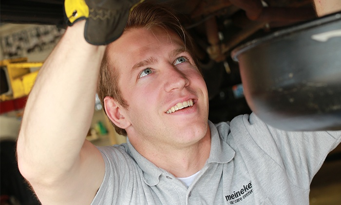 Automobile Winterization Packages at Meineke Car Care Center (Up to 67% Off). Six Options Available.