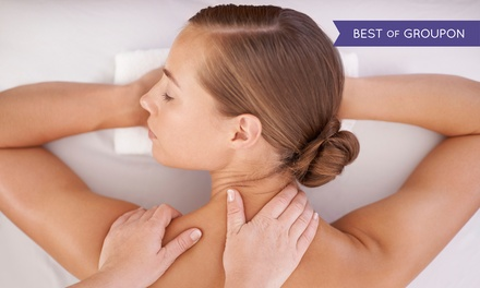 Up to 50% Off 90-Minute Massage