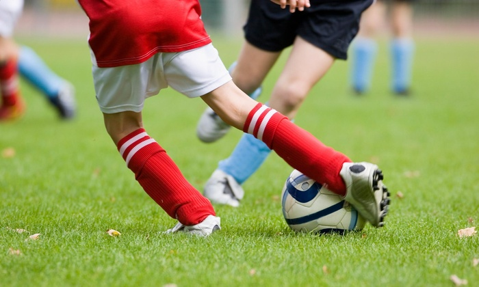 Triple Play Soccer - Commerce Business Park: $110 for $275 Worth of Indoor Soccer — Triple Play Soccer