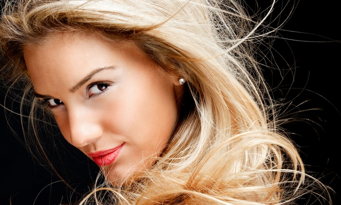 Studio 210 - 269-274-0683: Haircut Package at Studio 210 (Up to 54% Off). Three Options Available.