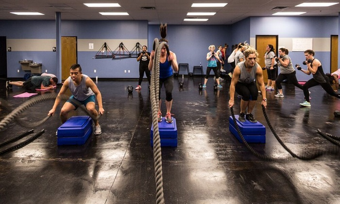 Plates On Plates Fitness, LLC - Gateway: Six Weeks of Unlimited Boot-Camp Classes at Plates On Plates Fitness, Llc (70% Off)