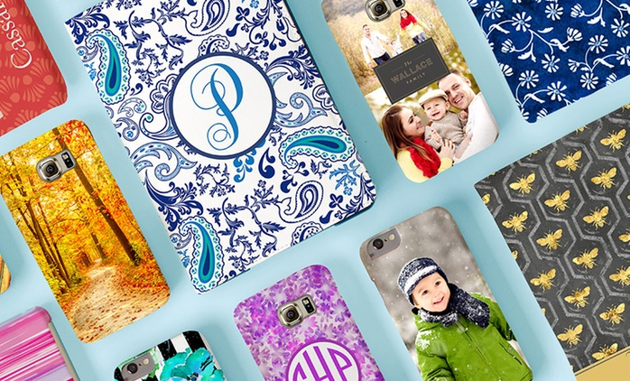 Custom Cases for the iPhone, Including iPhone 6, or Samsung Galaxy S6 from MyCustomCase.com