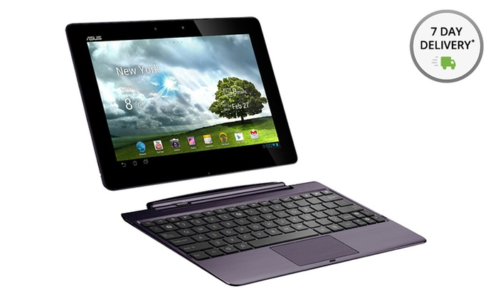 """ASUS 10.1"""" TF700 32GB Tablets: ASUS Transformer Pad Infinity Tablet (Refurbished). With Optional Dock from $279.99-$339.99. Free Shipping and Returns."""