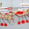 Le Chef Stainless Steel Nonstick Cooking and Baking Utensil Set