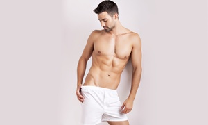 Posh Salon and Spa: $25 for a Men's Back and Shoulder Wax or Chest and Shoulder Wax at Posh Salon and Spa ($65 Value)