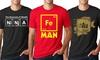 Men's Periodic Table T-Shirts: Men's Periodic Table T-Shirts