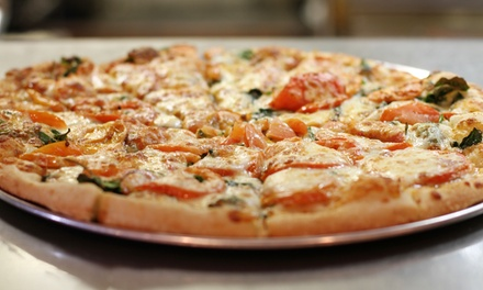 Dine-In Italian Food or Catering from Joe's Place Pizza & Pasta (40% Off)