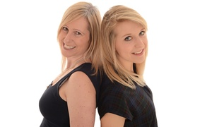 Chris Mullane Photography: Mother and Daughter (£10) or Family (£15) Photoshoot With Prints at Chris Mullane Photography (Up to 89% Off)