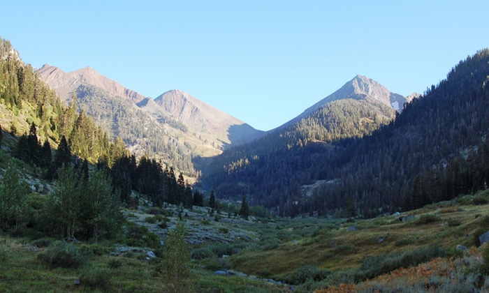 Silver City Mountain Resort - Sequoia National Park: 2-Night Stay for Up to Eight with Pie and Daily Breakfast at Silver City Mountain Resort in Sequoia National Park