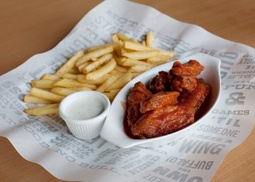 Original Wings & Rings: Brunch With House Beverages from AED 149 at Original Wings & Rings (Up to 43% Off)