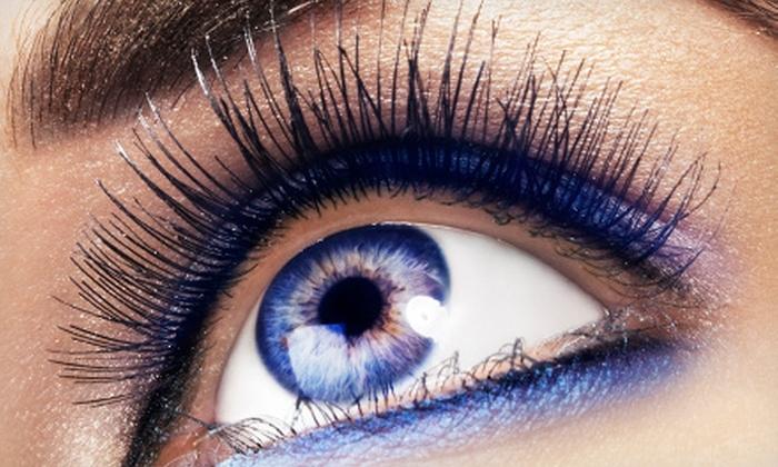 Skintillate Skin & Lash Studio - Costa Mesa: One Set of Eyelash Extensions with Optional Fill at Skintillate Skin & Lash Studio (Up to 57% Off)