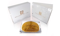 GROUPON: 24-Karat Gold Brilliance New York Indulgence Face M... 24-Karat Gold Brilliance New York Indulgence Face Mask 12-Pack