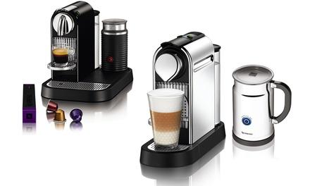 Nespresso Citiz Coffee Maker Groupon Goods