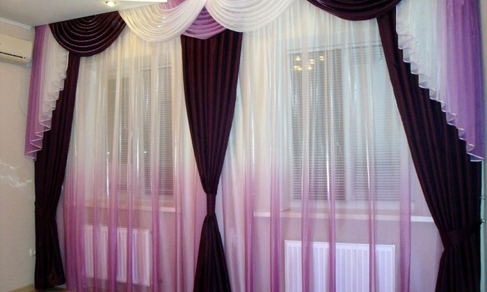 Dream Home Decor - Reisterstown: $549 for $998 Worth of Window Treatments — Dream Home Decor