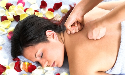 90- or 60-Minute Swedish or Deep-Tissue Massage at Great Escape Therapeutic Massage, LLC (Up to 57% Off)