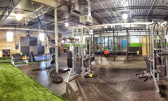 Train Your Way - Wolfe Park: Two 45-Minute Strength and Conditioning Classes from Train Your Way Fitness (75% Off)