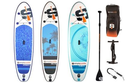 Tabla de paddle Simple Paddle