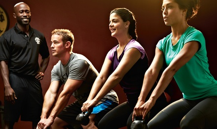 $29 for One Month of Unlimited Gym Access at Gold's Gym ($369 Value)