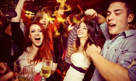$31 for an All-Day Open-Bar Wristband at Rockhouse ($50 Value)