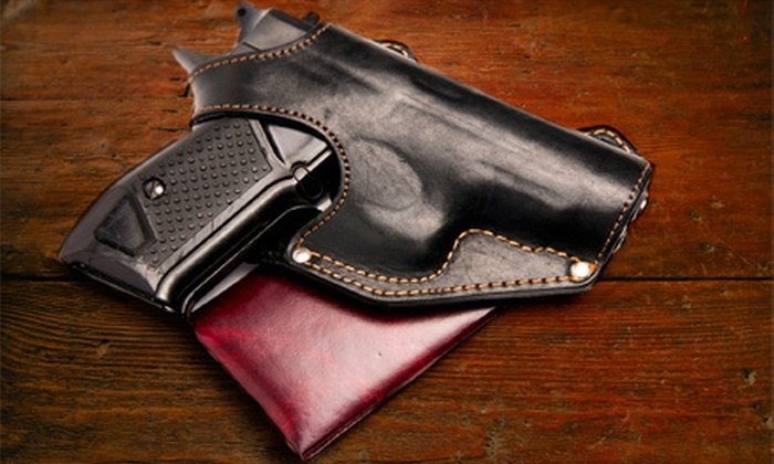 RazorSix Tactical - Northwest Hillsboro: Concealed Weapons Permit Class for One or Two at RazorSix Tactical (54% Off)