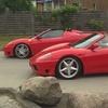 Ferrari-Fahrt inkl. Einweisung