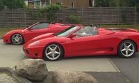 30, 60, 90 oder 120 Min. Ferrari selber fahren inkl. Einweisung bei Red Devil Racing (bis zu 60% sparen*)