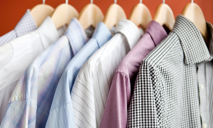 Prime Eco Cleaners - Multiple Locations: Dry Cleaning at Prime Eco Cleaners (Up to 62% Off). Two Options Available.