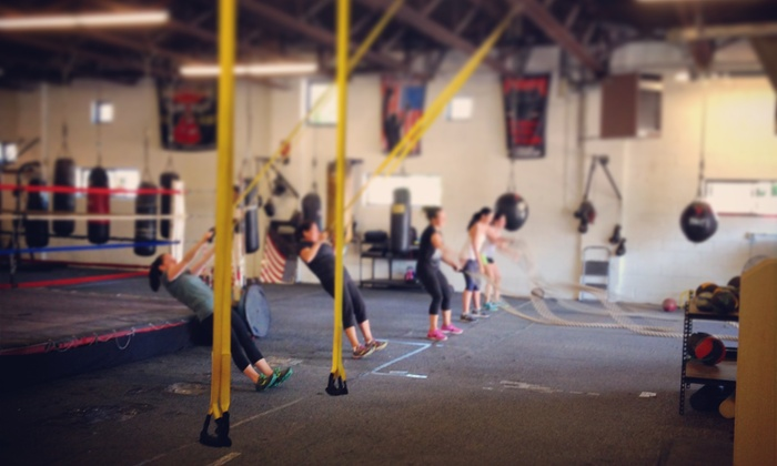 Harter Strength & Conditioning - South Brookline: Five Fitness Classes at Harter Strength and Conditioning (45% Off)