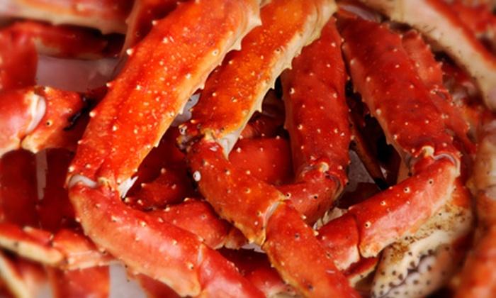 Fudshucker's - Santa Rosa Island: $15 for $30 Worth of Seafood at Fudshucker's