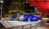 Hornblower Cruises NYC - Financial District: Two-Hour St. Patrick's Day Weekend Cruise for Two from Hornblower Cruises & Events (Up to 40% Off)