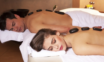 $40 for a Swedish or Hot-Stone Massage at Premier Day Spa ($90 Value)