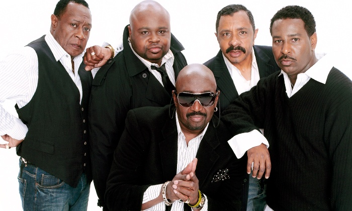 Temptations and the Four Tops - Kings Theatre: The Temptations & The Four Tops on Saturday, March 19, at 8 p.m.
