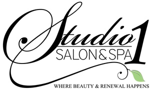 Studio 1 Hair Design: Up to 48% Off Women's Haircuts and Styles at Studio 1 Hair Design