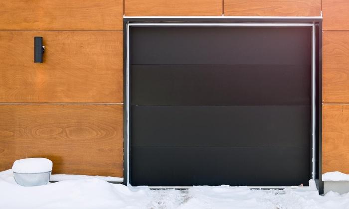 Garage Doors Plus - Boston: Garage Door Reconditioning Package from Garage Doors Plus (50% Off)