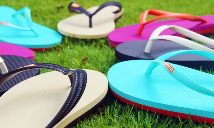 Feelgoodz: Footwear at Feelgoodz (Up to 50% Off). Two Options Available.