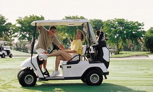 Callier Springs Country Club: 18-Hole Round of Golf for Two or Four Including Cart Rental at Callier Springs Country Club (Up to 55% Off)
