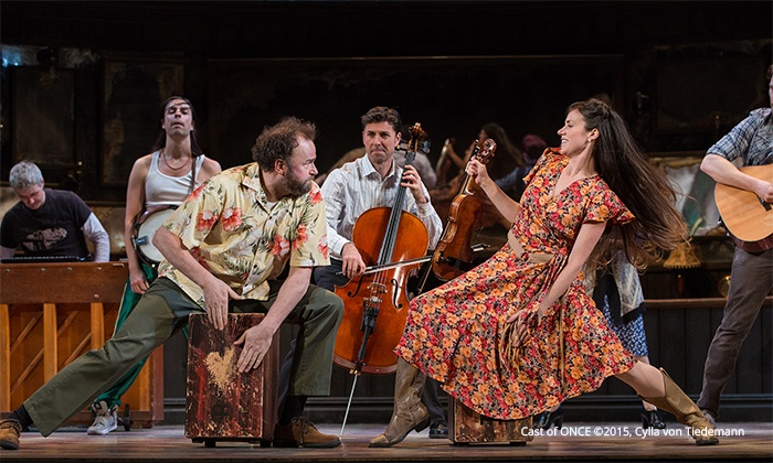 """""""Once"""" - Ed Mirvish Theatre: """"Once"""" at The Ed Mirvish Theatre, May 15–31 (Up to 67% Off)"""