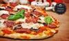 Up to 53% Off at La Pizza Mia Pizzeria