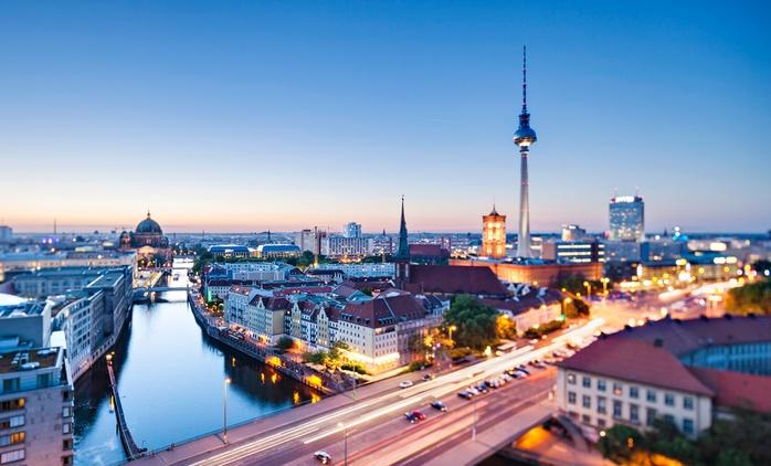 Berlin-Mitte: 3-4 Tage für Zwei inkl. Wlan im historischen Stadthotel