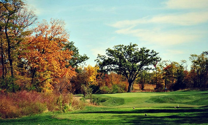 Honey Creek Golf Club - Worth: $25 for an 18-Hole Round of Golf for One Person with Cart at Honey Creek Golf Club (Up to $46 Value)