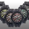 MOS Madrid or St.Petersburg Men's Watches