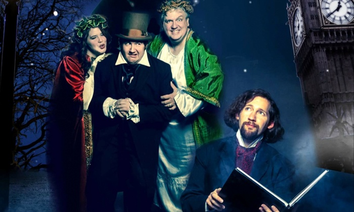 """""""A Christmas Carol"""" - Multiple Locations: """"A Christmas Carol"""" Presented by Salty Dinner Theater (December 5–22)"""