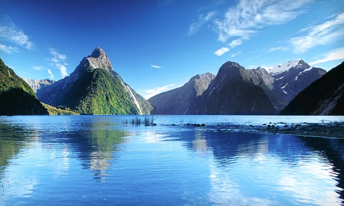 Trip with Airfare - New Zealand and Cook Islands: 10-Day, 8-Night  Trip with Airfare, Accommodations, and Rental Car