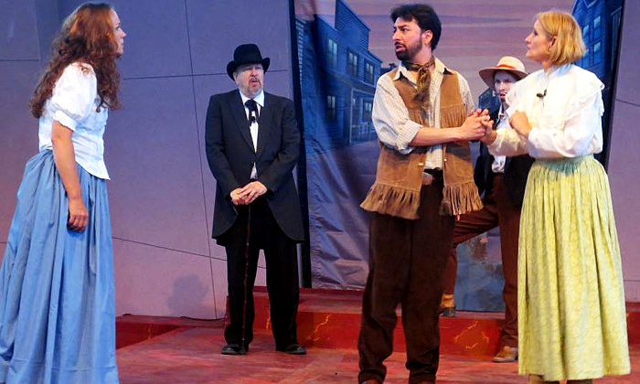 """The Vortex: Summer Shows - Albuquerque Civic Plaza: Shakespeare on the Plaza: """"Julius Caesar"""" or """"The Taming of the Shrew"""" at The Vortex Theatre, July 3–5"""